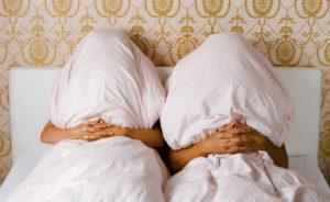 Психология раздельной ночевки