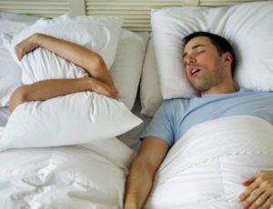 Причины раздельного сна