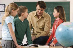 Каково влияние учителя?