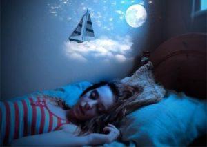 Как человеку управлять собой во сне?