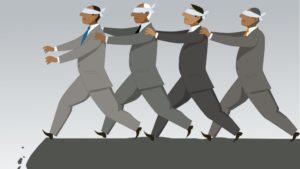 Негативное воздействие общества, окружения или группаы