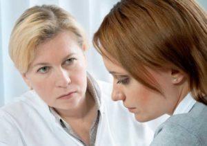 Симптомы и признаки у пациента