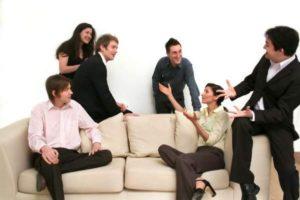 Приемы воздействия на оппонента в споре