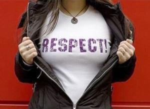 Как заставить уважать себя?