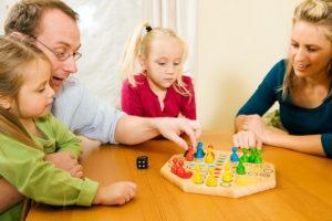Как формируется переход у детей?