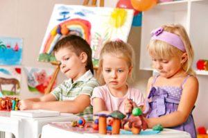 Как происходит развитие наглядно-образного мышления в дошкольном возрасте?