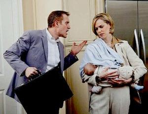 Бесит муж после родов: причины