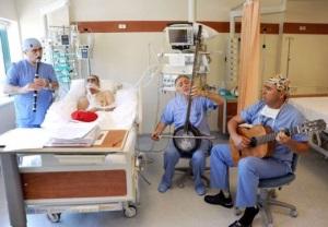 Музыкотерапия как метод психологической коррекции