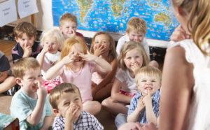 Формы деятельности с детьми