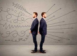 Различия в мыслительной деятельности людей