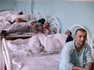 Приюты для душевнобольных в России