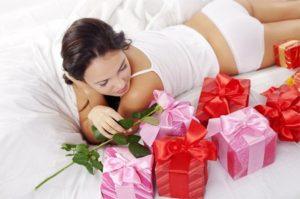 Что подарить любимой?