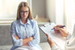 Диагностика у психиатра