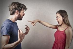 Поругался со своей девушкой: что делать?